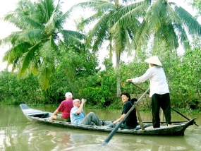 MEKONG DELTA TOUR MY THO – BEN TRE 1 DAY