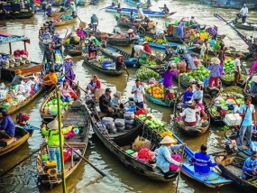 MEKONG DELTA TOUR CAI BE – VINH LONG 1 DAY